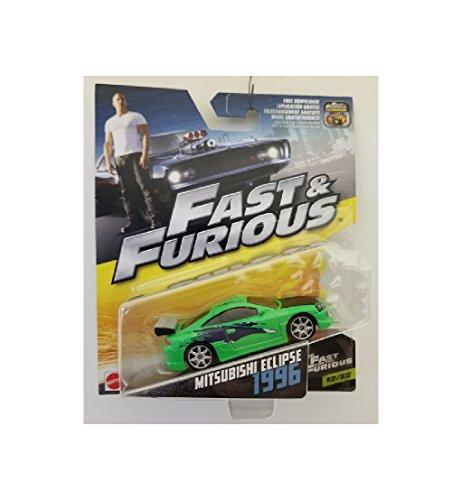 FAST & Furious 1996 Mitsubishi Eclipse 12/32