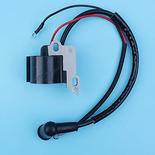 Ants-Store - Ignition Coil Module For Partner 350 351 370 371 390 Chainsaw Replace Parts ()