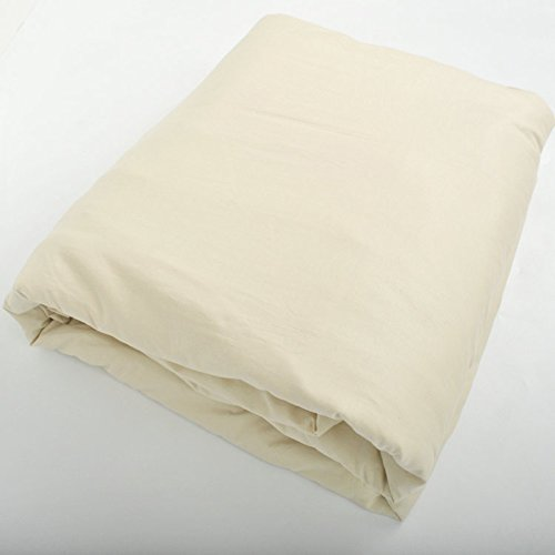 GYP 加重ブランケット、加重キルト重力ブランケットは、不眠症を緩和する疲労ブランケットを緩和する毛布を増やす ( 色 : Pale-yellow , サイズ さいず : 100*150cm(7kg) )   B077K234QJ