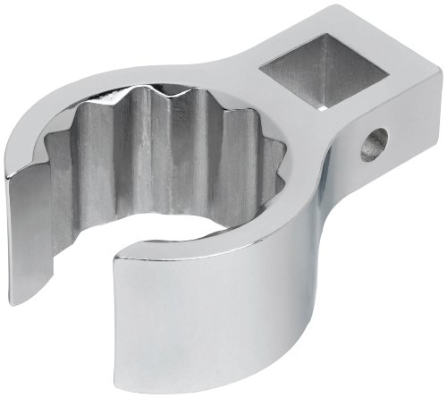 Williams SCF36 Crowfoot Wrench Flare Nut, 1-1/8-Inch