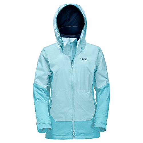 Jacket Discovery Blue Jack Cove Women's Mineral Wolfskin xqFq46wz