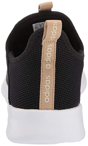adidas Women's Cloudfoam Pure, Grey/Black, 5 M US by adidas (Image #2)