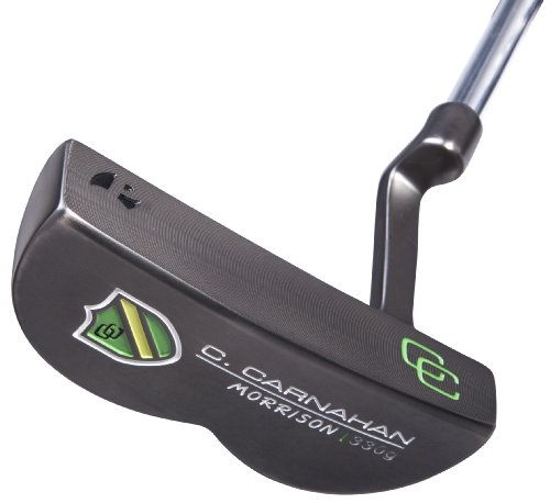 C. Carnahan Golf Morrison Milled Face Putter, Right Hand, 34-Inch