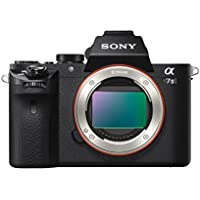 Sony Alpha a7II Mirrorless Digital Camera (Body Only) - International Version (No Warranty)