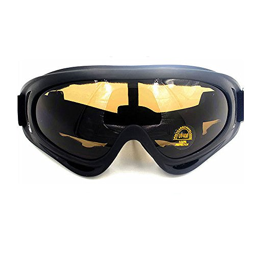 LvBo UV 400 Protection Outdoor Glasses Dust-proof Protective Sunglasses Motorcycle Riding Goggles - Sunglasses Info
