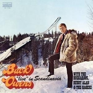Live In Scandinavia by Owens, Buck