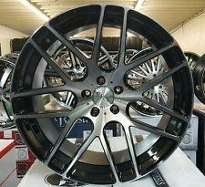 "22"" INCH STAGGERED AZAD AZ006 WHEELS RIMS & TIRES BMW CHEVY ASANTI FORGIATO DUB -  VIP065"