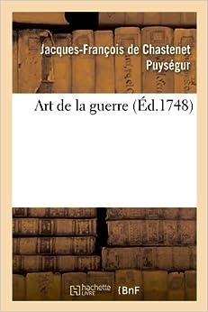 Art de La Guerre (Sciences Sociales)
