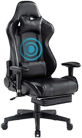 HEALGEN Back Massage Gaming Chair Review