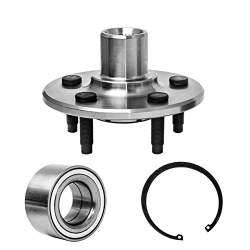 TUCAREST 521000 Rear Wheel Bearing and Hub Assembly Compatible With Mercury Mountaineer Ford Explorer Explorer Sport Trac (Exc.Explorer Sport Models) Lincoln Aviator [Hub Repair Kit;5 Lug] (Ford Explorer Sport Trac 4x4 For Sale)