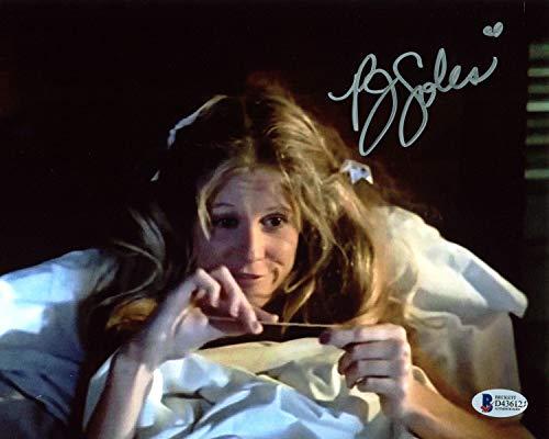 P.J. Soles Halloween Authentic Autographed Signed 8x10 Photo Autographed Signed Bas -