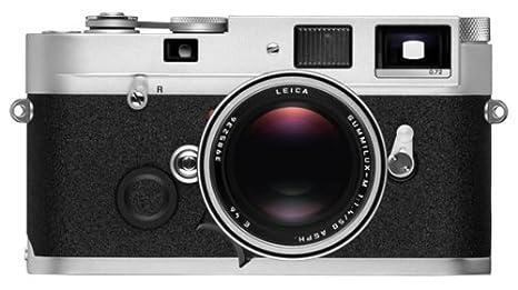 Amazon com : Leica MP 10301 35mm Rangefinder Camera with 0 72x