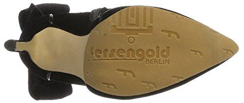 Fersengold Berlin, Stivali Donna Nero (Nero)