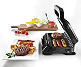 De'Longhi Livenza Compact All Day Grill, 7.5 x 12.4 x 13.4 in