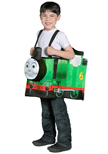 Toddler Percy Costumes - Princess Paradise Percy Ride-in Train Costume,