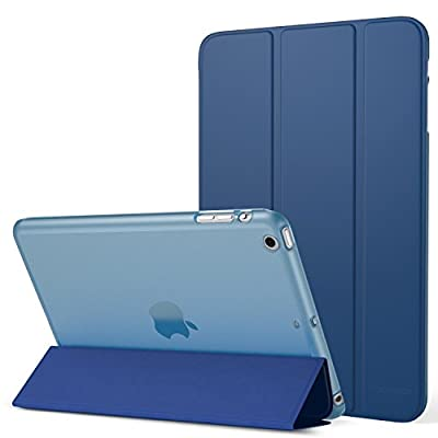 MoKo Ultra Slim Smart-shell Stand Cover Case for iPad Mini 3 2 1 Parent from MoKo