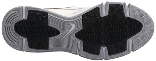Squad Essential Silver Nike wolf white Leggings Black Grey Donna metallic 6qttHCwx