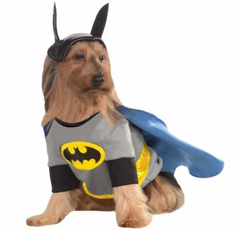 Rubie's DC Comics Pet Costume, Small, Batman -