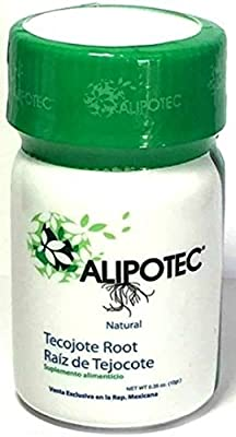 Alipotec Raiz de Tejocote 90 Dias 3 Month Supply 100% Original Mexican Version
