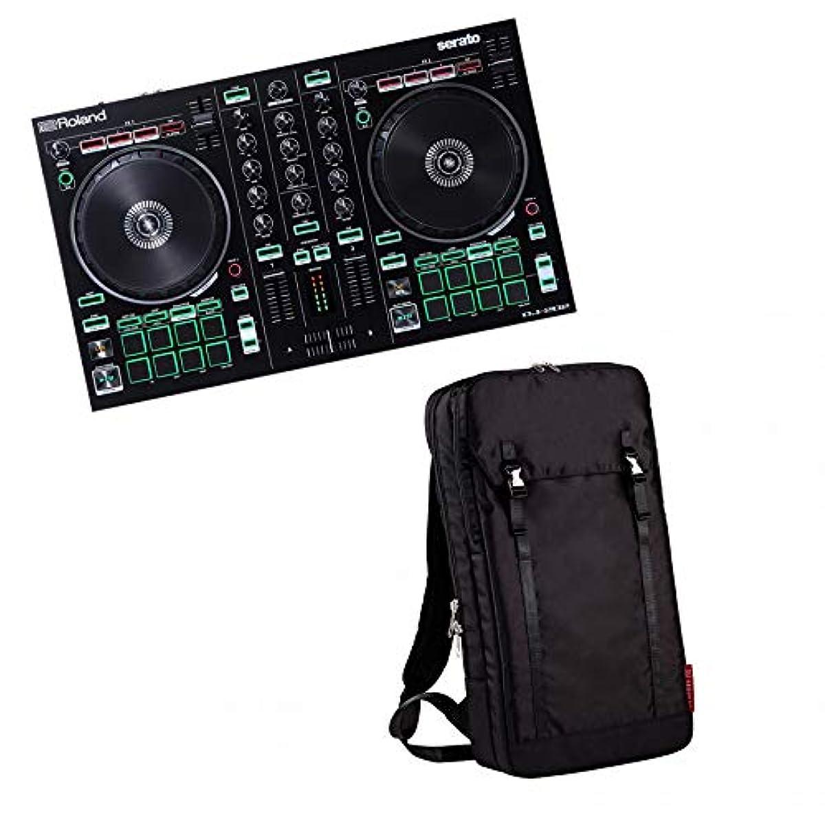 [해외] ROLAND 로랜드/AIRA DJ-202【화이트 팩 블랙 세트!】SERATO DJ용 DJ콘트롤러