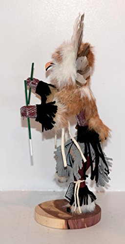 12 INCH Great Horn Owl Kachina by Kachina Country USA (Image #1)