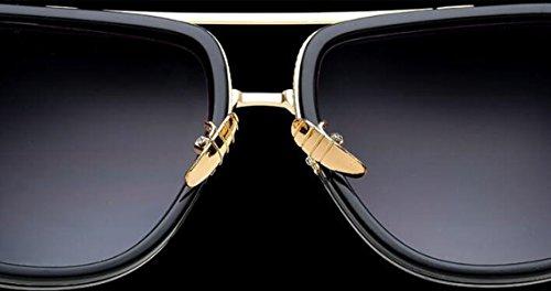 Lovers De Vintage Trend Lunettes Metal De Soleil Hommes Lunettes C21 Large Lunettes Soleil De Soleil Polarized Frames Lunettes Sunglasses EXwqvBWOO