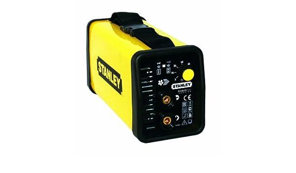 Stanley POWER 120 - Equipo de soldadura TIG: Amazon.es: Industria, empresas y ciencia