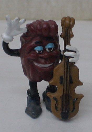 - Vintage Pvc Figure : California Raisins Cello