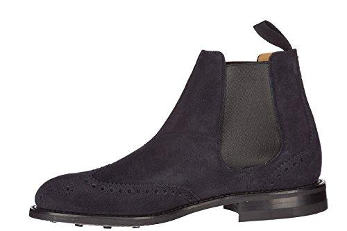blu Churchs Boots Wildleder Herren Stiefeletten ravenfield qr1aOWac8