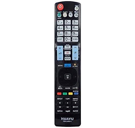 FOSA Mando a Distancia Teclado AKB73756565, Control Remoto de Reemplazo para LG Smart LED LCD TV: Amazon.es: Electrónica