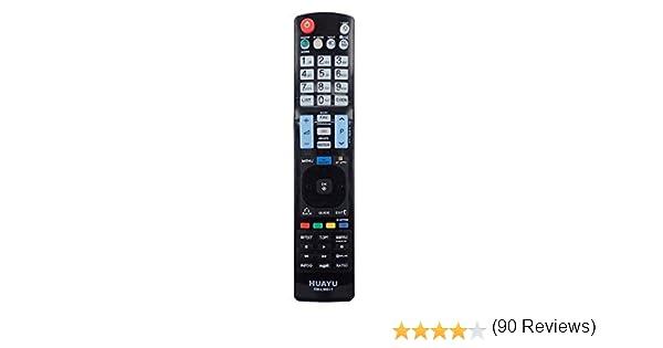 Mando a Distancia para LG Smart TV - 3D: Amazon.es: Electrónica