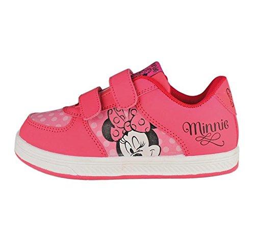 201bd23774 Minnie Mouse Bambini Scarpe di nelle Taglia 24 - 30, Rosa (Rosa), 30 ...