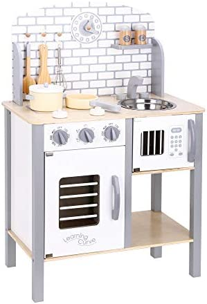 Learning Curve Let`s Get Cooking Kitchen Playset for Kids