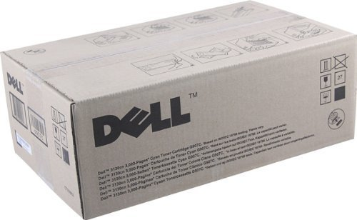 Original Dell 330-1194 Cyan Toner Cartridge for 3130cn/ 3130cnd Color Laser Printer