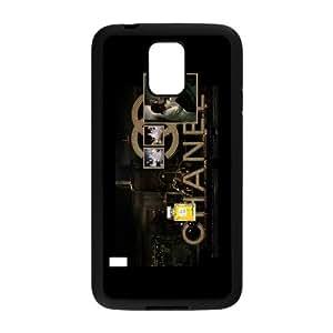 DIY Stylish Printing Chanel Cover Custom Case For Samsung Galaxy S5 MK2B2810