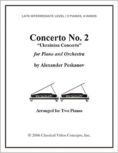 Piano Concerto No. 2 (Ukrainian Concerto)