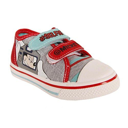 Sneaker für Junge DISNEY 2303-1055 GRIS