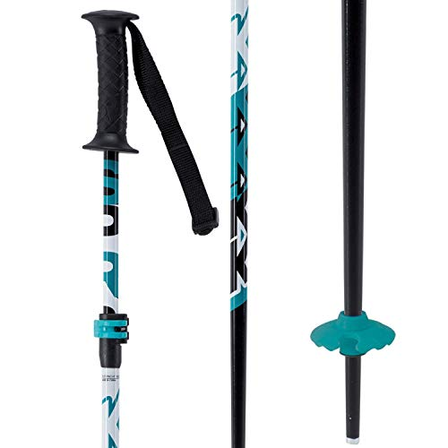K2 Kid's Sprout Adjustable Ski PolesBig Boys' 2020-30-42