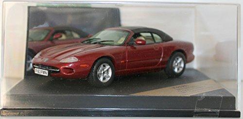 - VITESSE 1/43 V98060 JAGUAR XK8 CLOSED CABRIOLET RED
