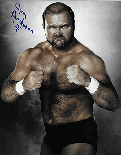 Arn Anderson Wcw Wwf Wwe The Enforcer Signed Autograph 8x10 Photo W/Proof - Autographed Wrestling Photos