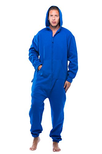 #followme 6435-ROY-L Jumpsuit Adult Onesie Pajamas