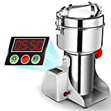 Marada 350g Pulverizer Grinding Machine Stainless Steel 25000 r/min Pulverizer Machine for Kitchen Herb Spice Pepper Coffee Powder Grinder
