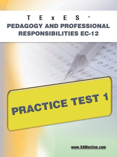 TExES Pedagogy and Professional Responsibilities EC-12 Practice Test 1