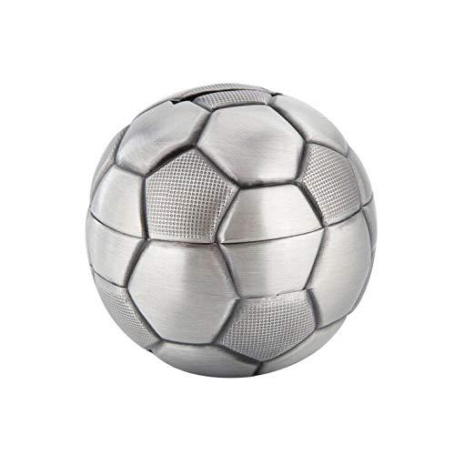 TIANT Fútbol Hucha, Metal Artesanía Decoración del Hogar ...