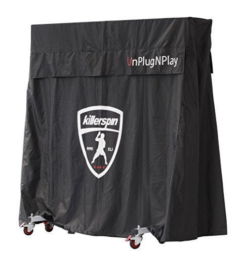 Killerspin MyT Jacket Table Tennis Table Cover, Premium Ping Pong Table Cover by Killerspin