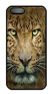 Covers Big Face Krem Custom PC Hard Case Cover for iPhone 5/5S Black