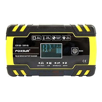 Amazon.com: Angusshop FOXSUR - Cargador de batería para ...