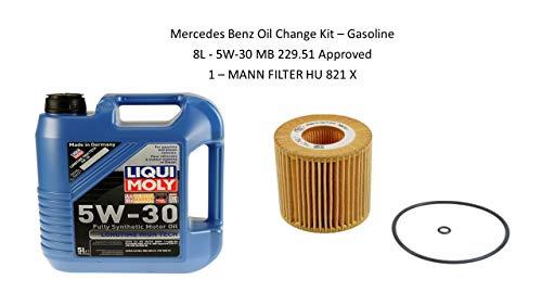 Mercedes-Benz 642 180 00 09, Engine Oil Filter (Best Engine Oil For Mercedes)