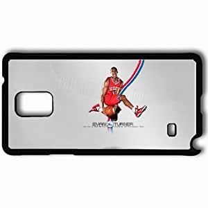 Personalized Samsung Note 4 Cell phone Case/Cover Skin 14740 72 evan turner by j1897 d31qzay Black by supermalls