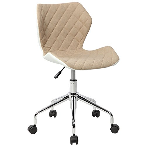 Techni Mobili RTA-3236-BG Office Task Chair, Beige
